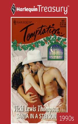 Santa in a Stetson By: Vicki Lewis Thompson