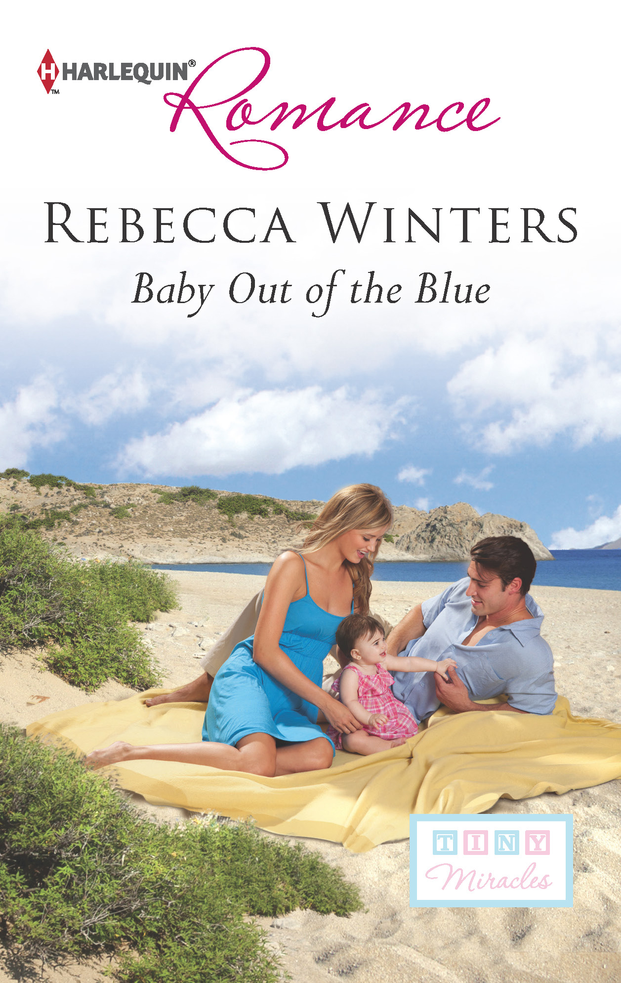 Baby out of the Blue By: Rebecca Winters