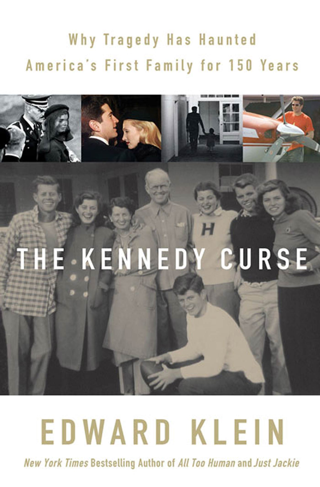 The Kennedy Curse By: Edward Klein