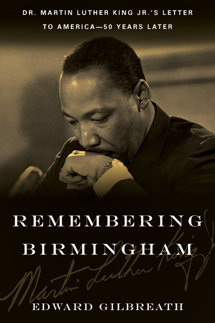 Book Cover: Remembering Birmingham