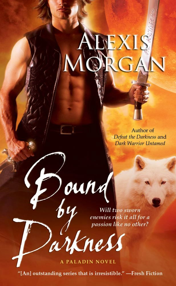 Bound by Darkness By: Alexis Morgan