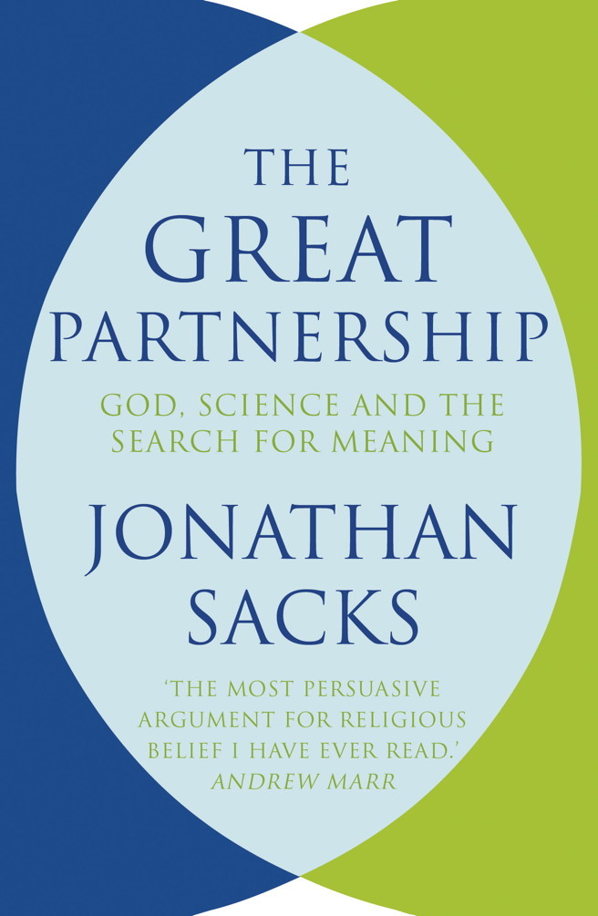 The Great Partnership God,  Science and the Search for Meaning