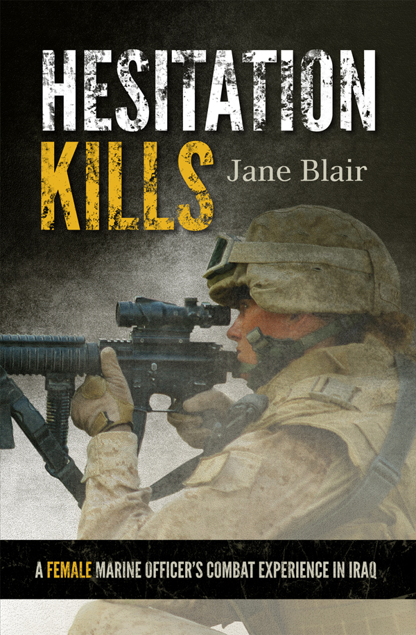 Hesitation Kills By: Jane Blair