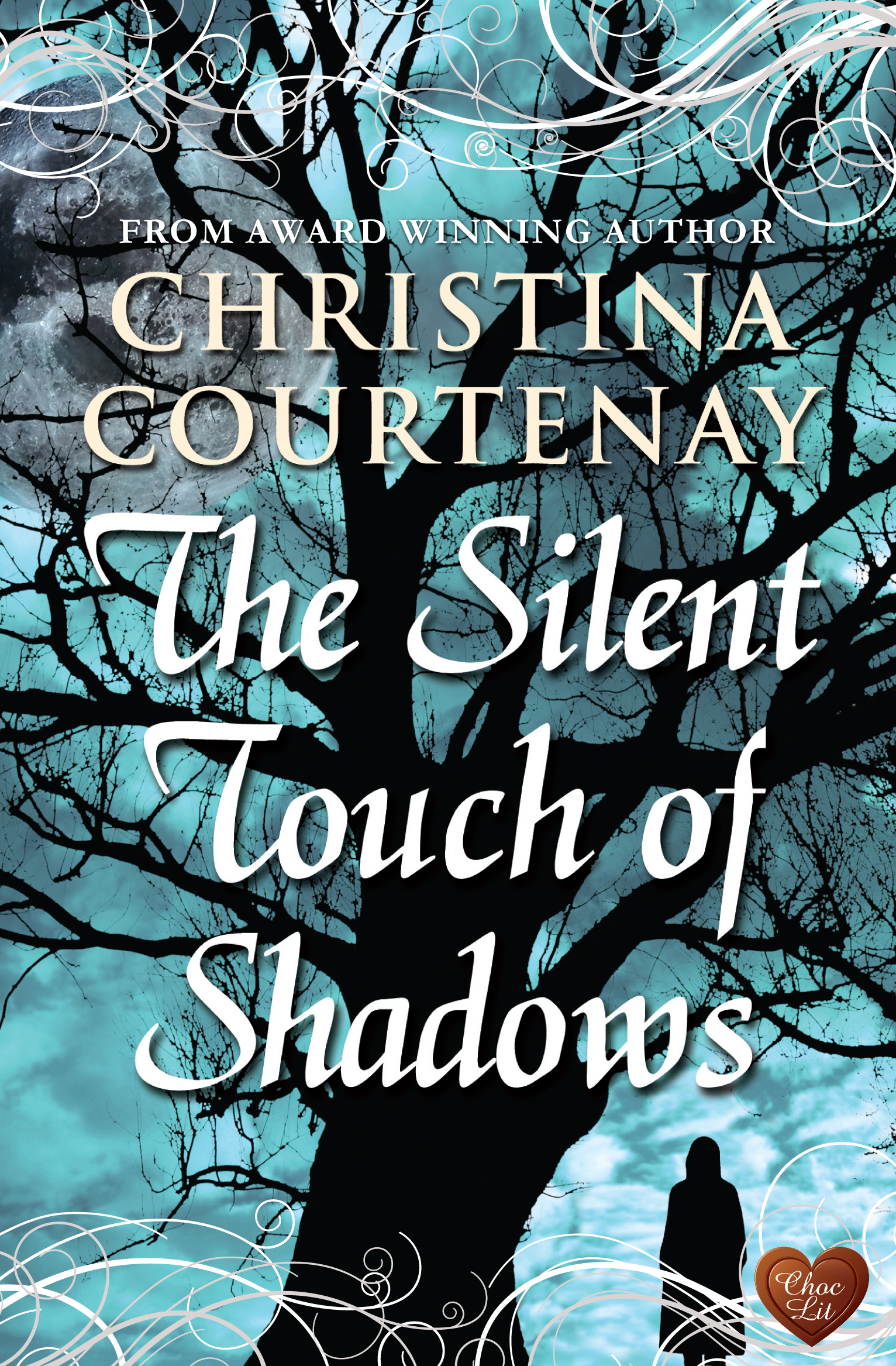 The Silent Touch of Shadows By: Christina Courtenay
