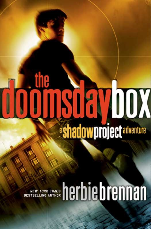The Doomsday Box By: Herbie Brennan