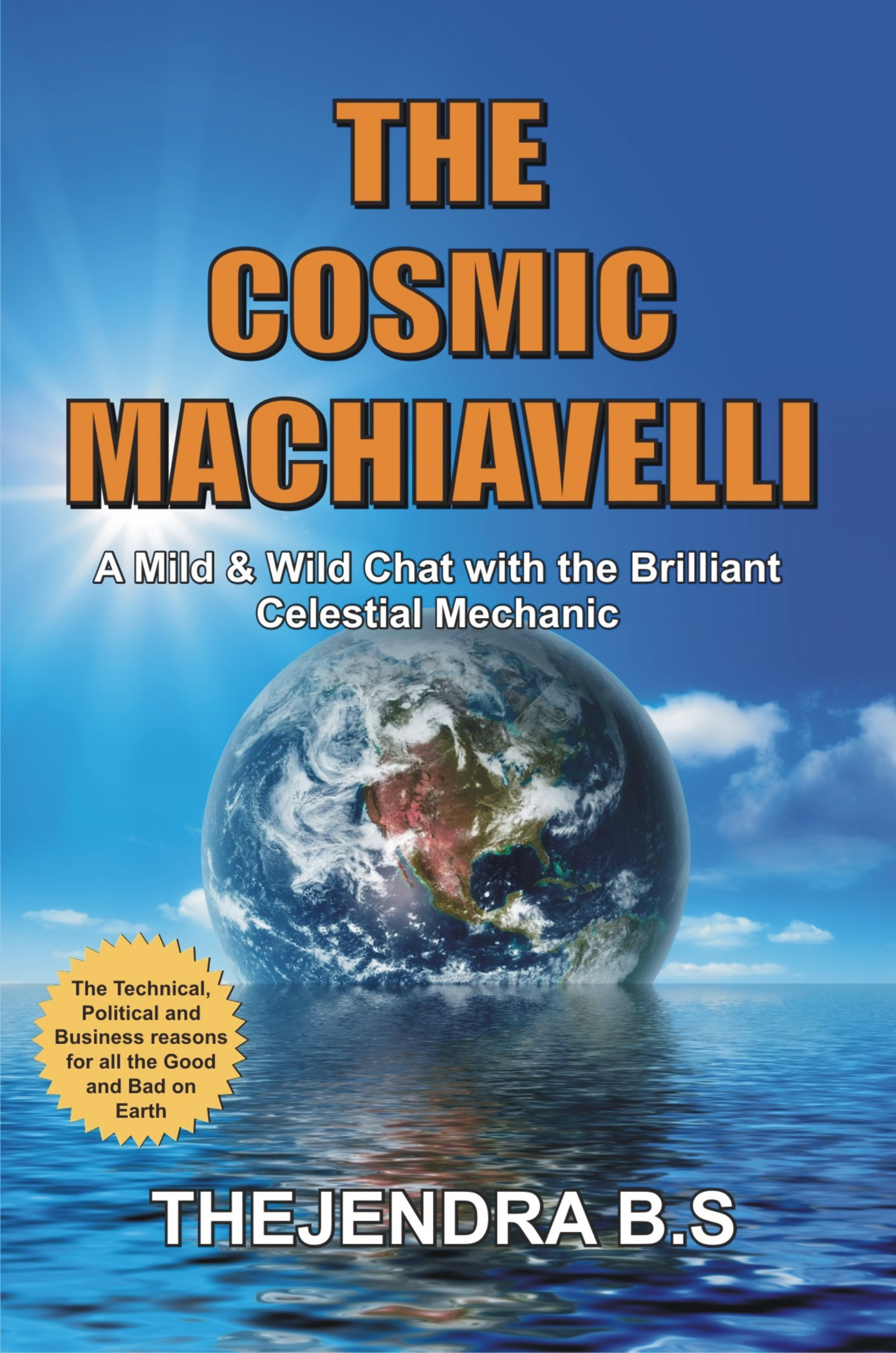 The Cosmic Machiavelli: A Mild & Wild Chat with the Brilliant Celestial Mechanic
