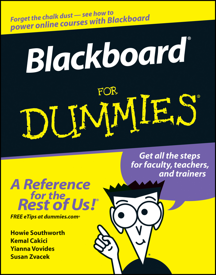 Blackboard For Dummies