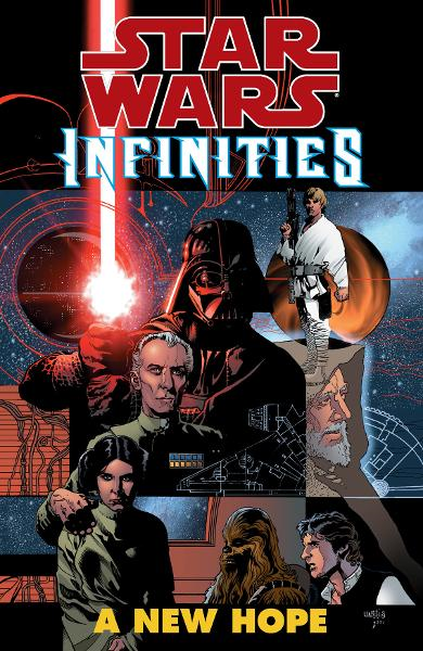 Star Wars: Infinities A New Hope