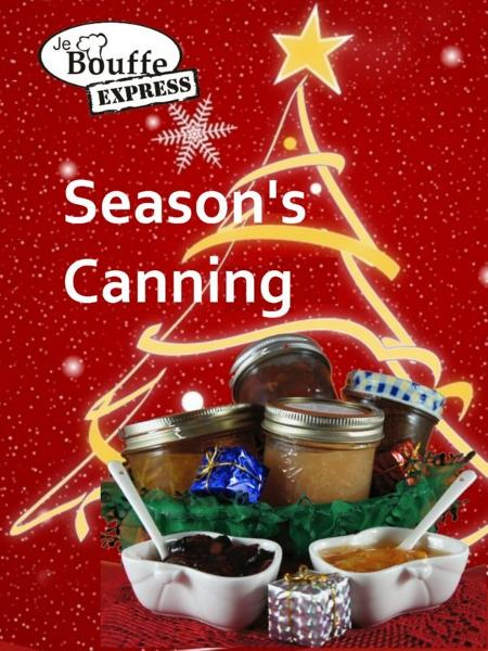 JeBouffe-Express Season's Canning