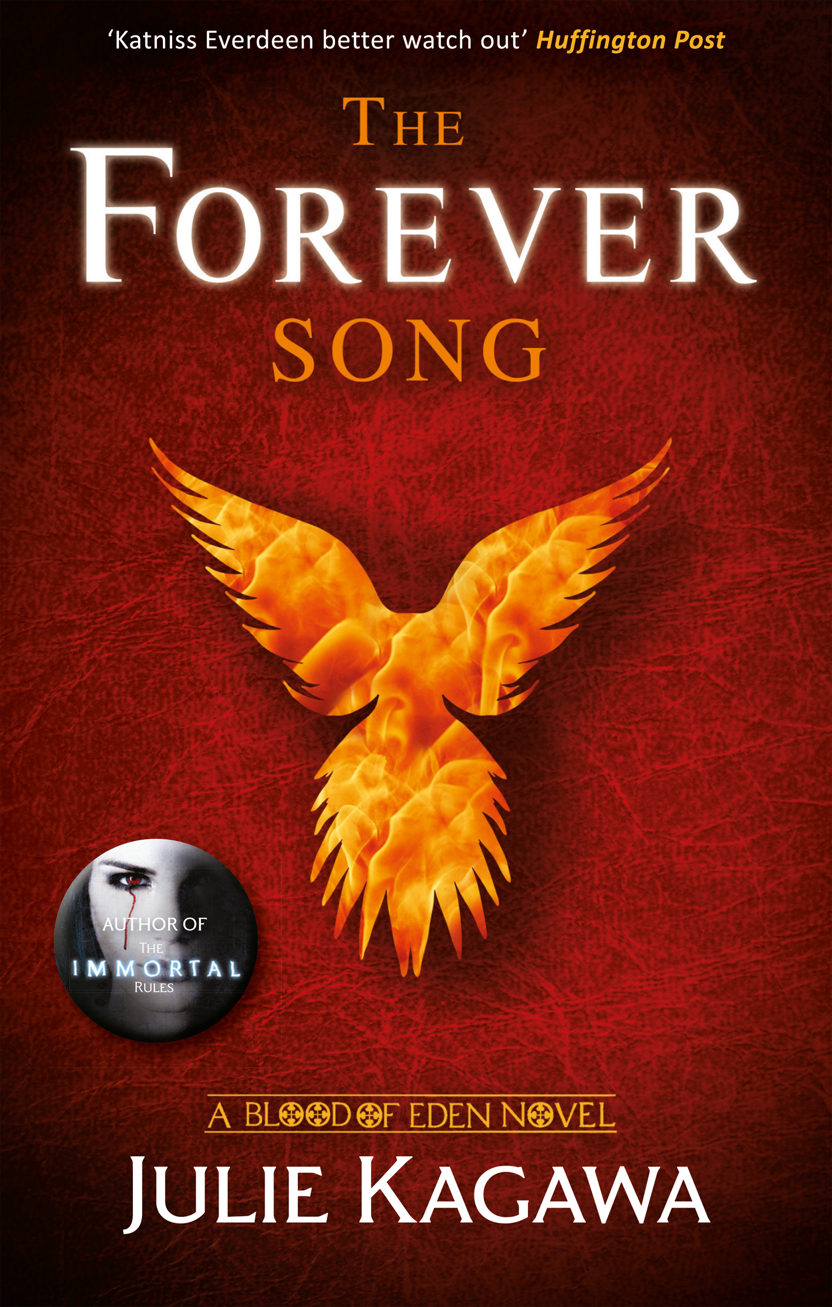 The Forever Song (Blood of Eden - Book 3)