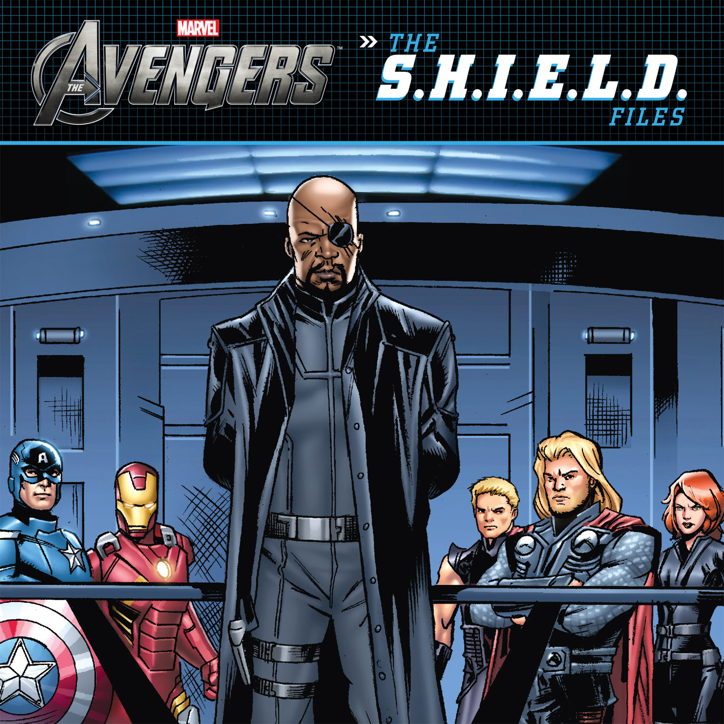 The Avengers: The S.H.I.E.L.D. Files By: Disney Book Group