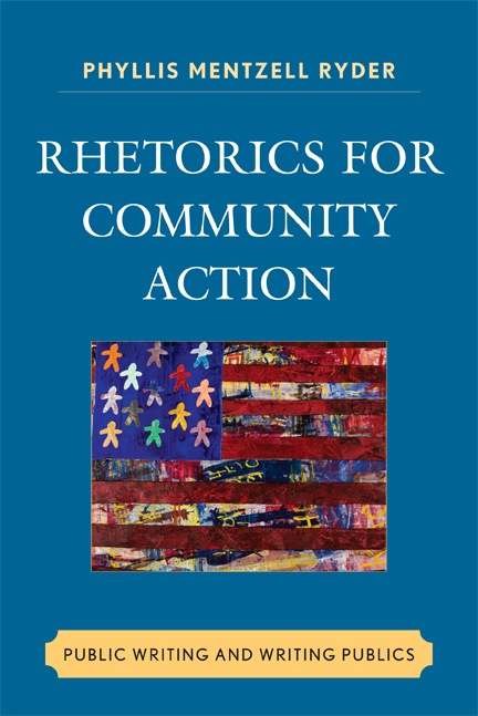 Rhetorics for Community Action