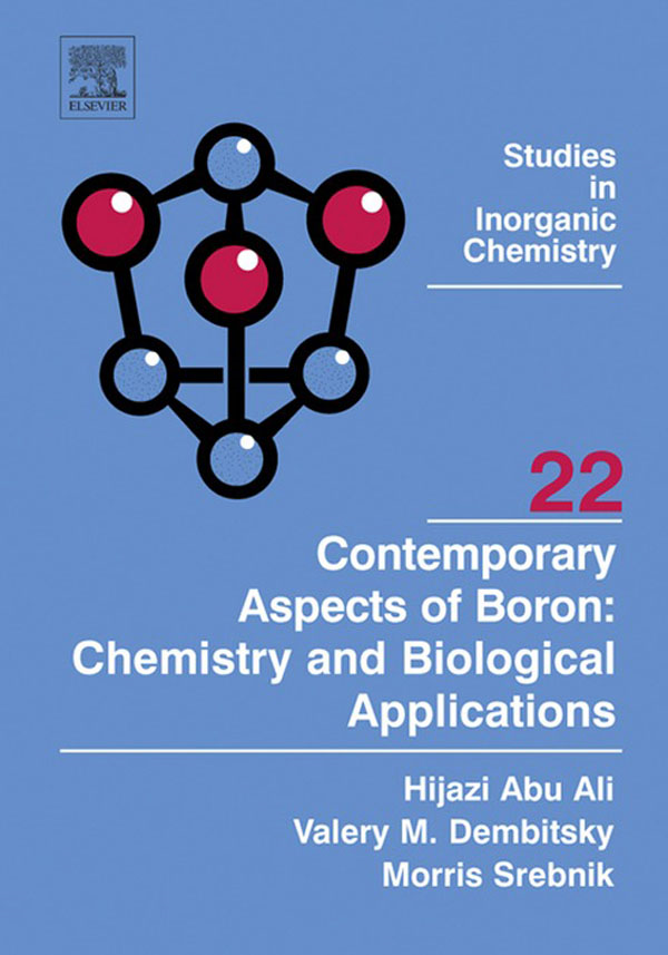 Contemporary Aspects of Boron: Chemistry and Biological Applications Chemistry and Biological Applications