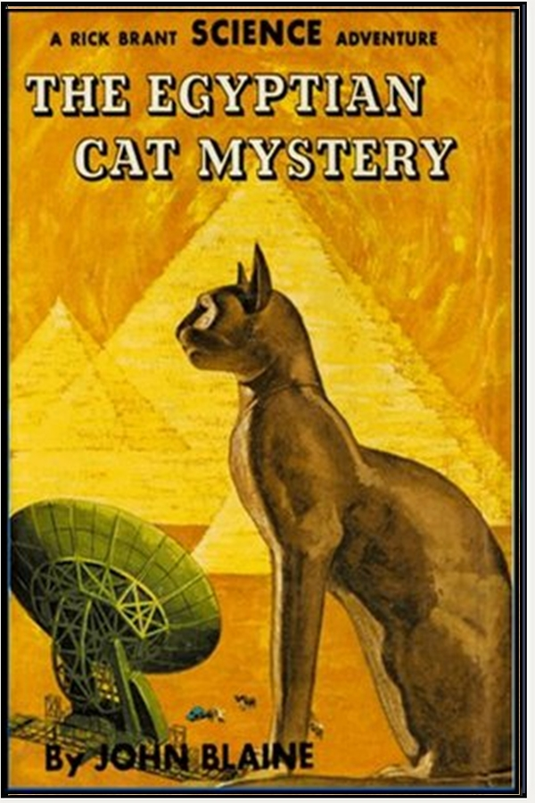 The Egyptian Cat Mystery
