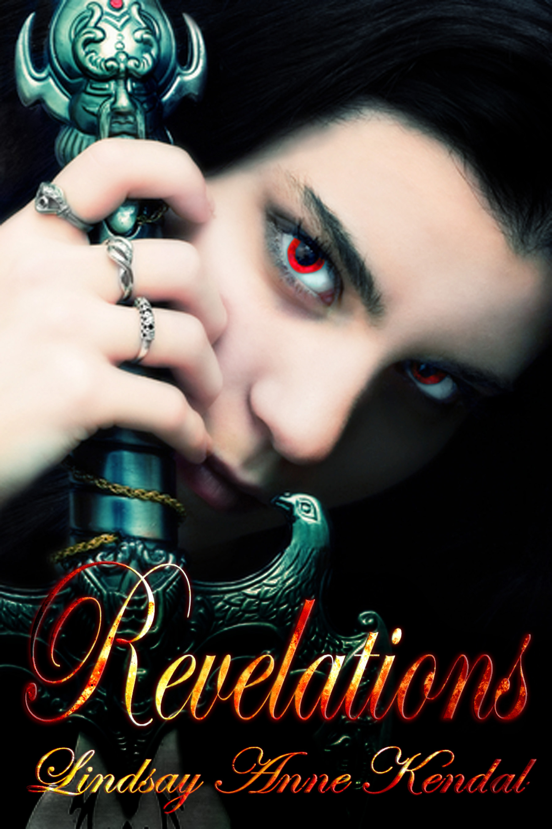 Revelations (Bloodlines Series #3)