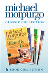 The Classic Morpurgo Collection (six Novels): Kaspar; Born To Run; The Butterfly Lion; Running Wild; Alone On A Wide, Wide Sea;