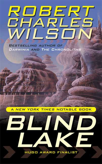Blind Lake By: Robert Charles Wilson