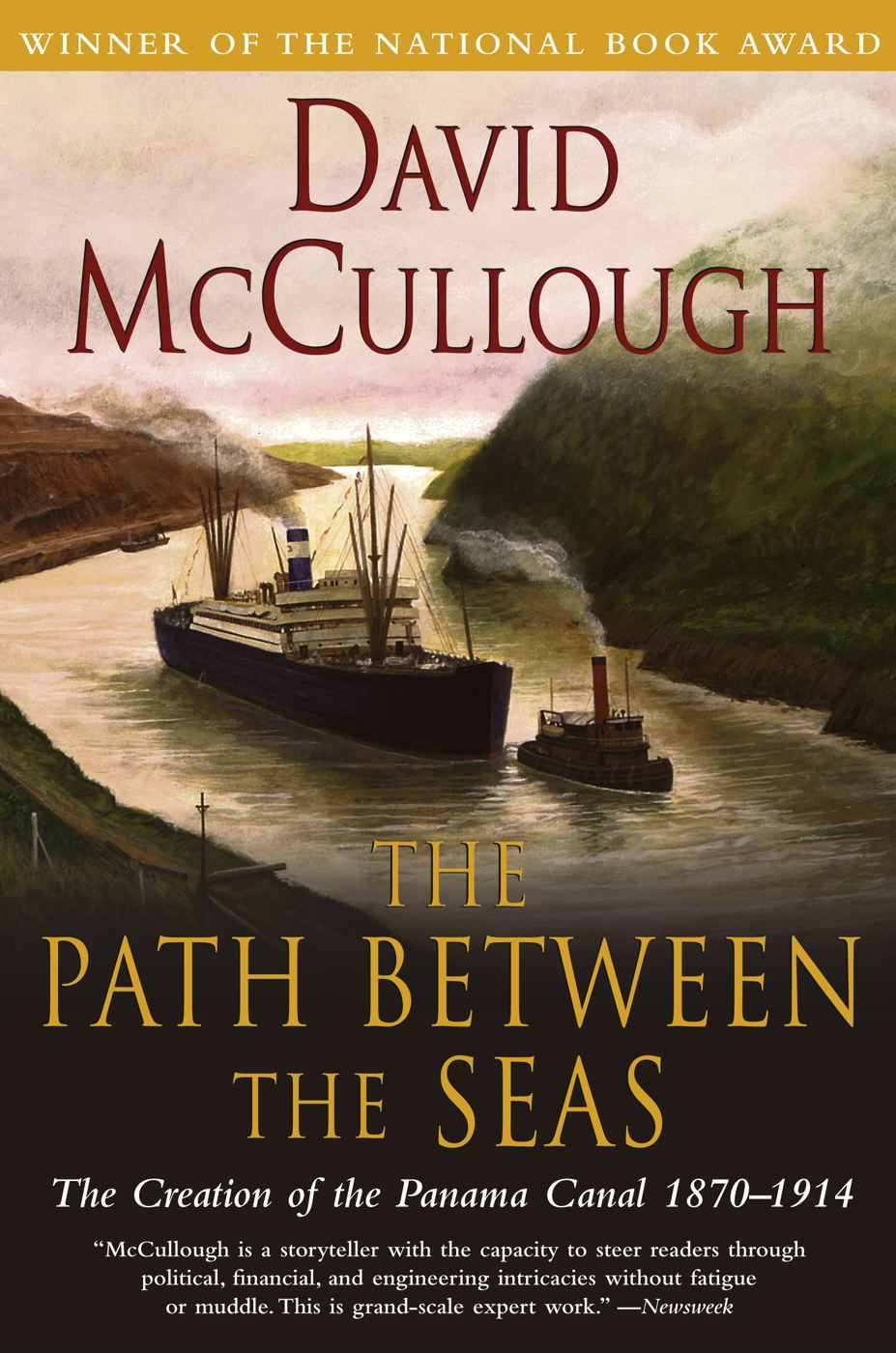 The Path Between the Seas By: David McCullough
