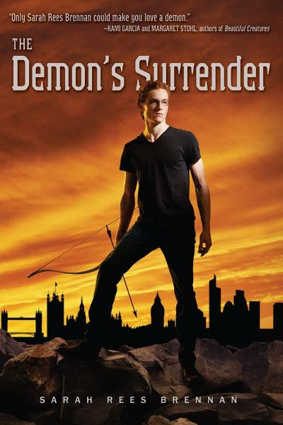 The Demon's Surrender By: Sarah Rees Brennan