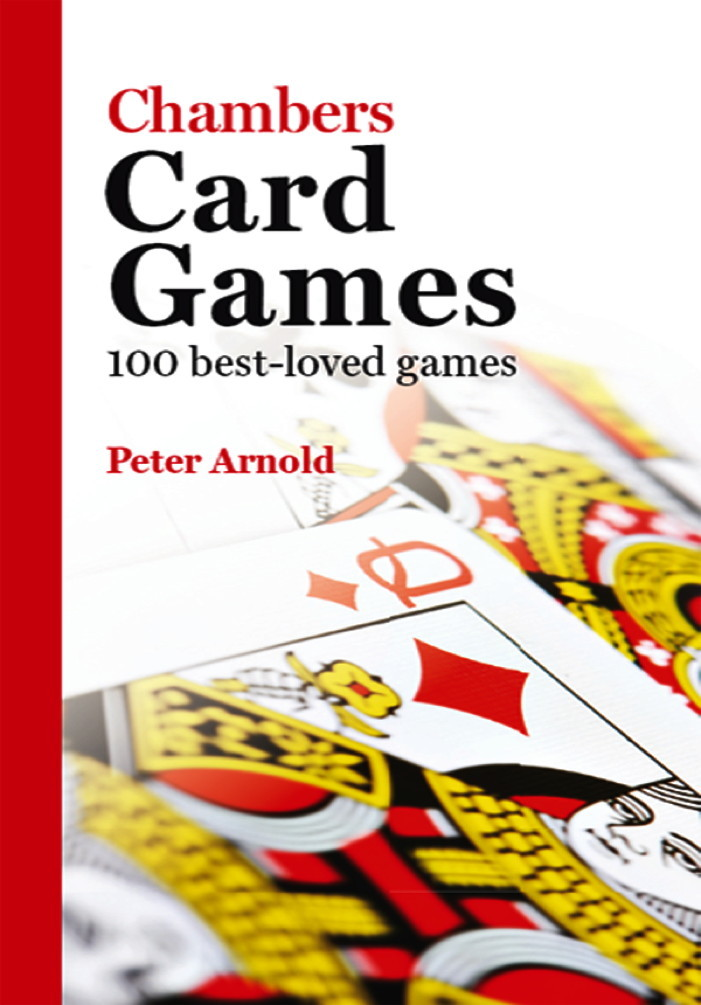 Card Games By: Peter Chambers