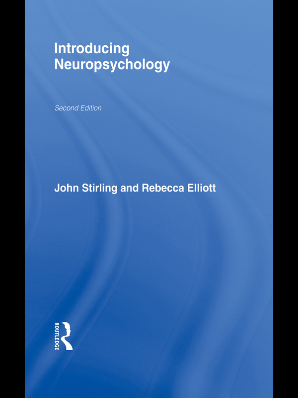 Introducing Neuropsychology,  2nd edition 2nd Edition
