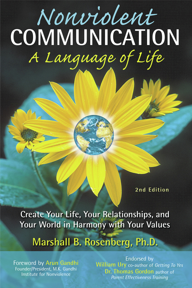 Nonviolent Communication: A Language of Life By: Marshall B. Rosenberg, PhD