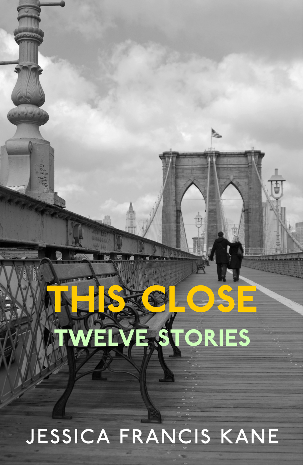 Book Cover: This Close