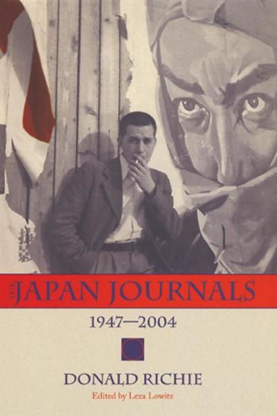 The Japan Journals By: Donald Richie