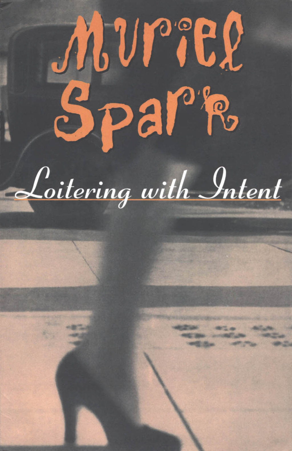 Loitering with Intent (New Directions Classic) By: Muriel Spark