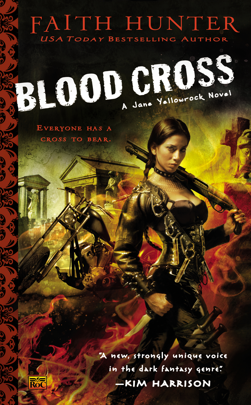 Blood Cross By: Faith Hunter