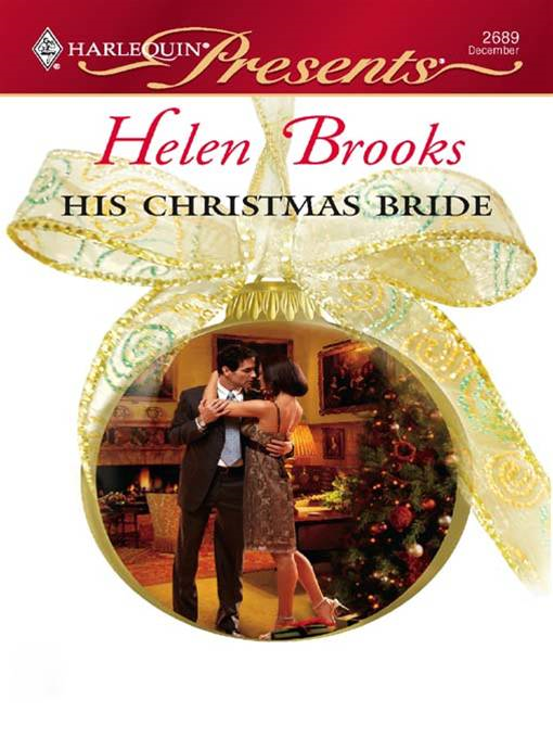 His Christmas Bride By: Helen Brooks