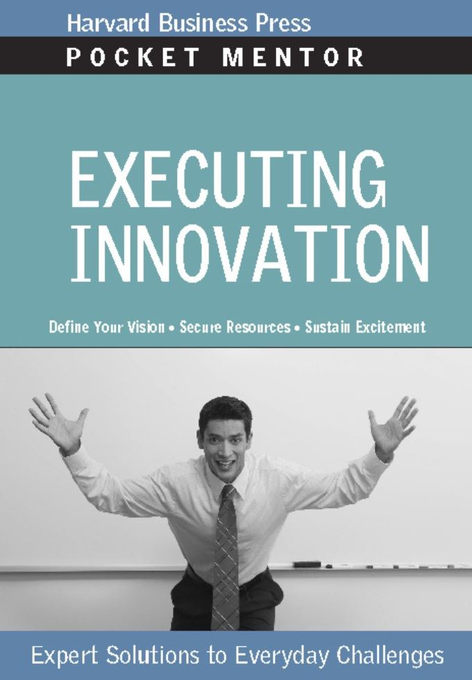 Executing Innovation By: