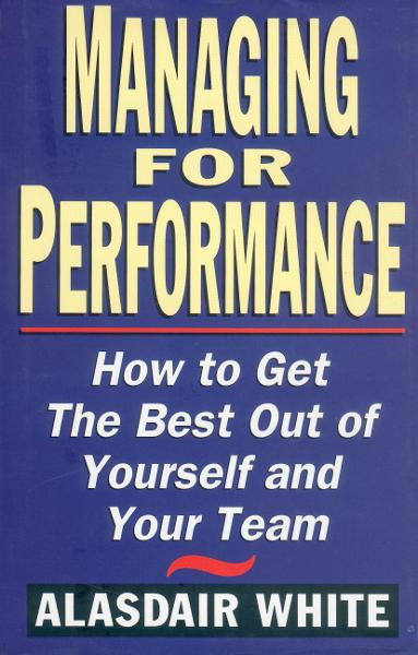 Managing for Performance