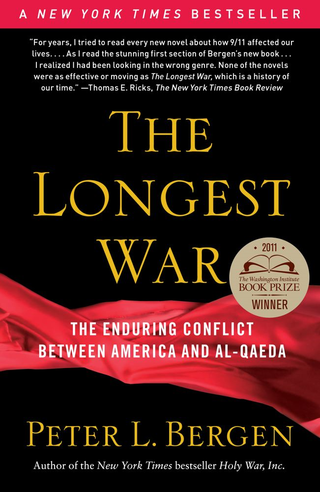 The Longest War By: Peter Bergen