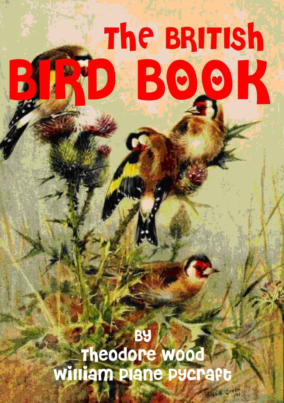 The British bird book