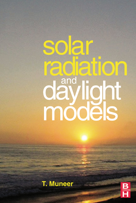 Solar Radiation and Daylight Models