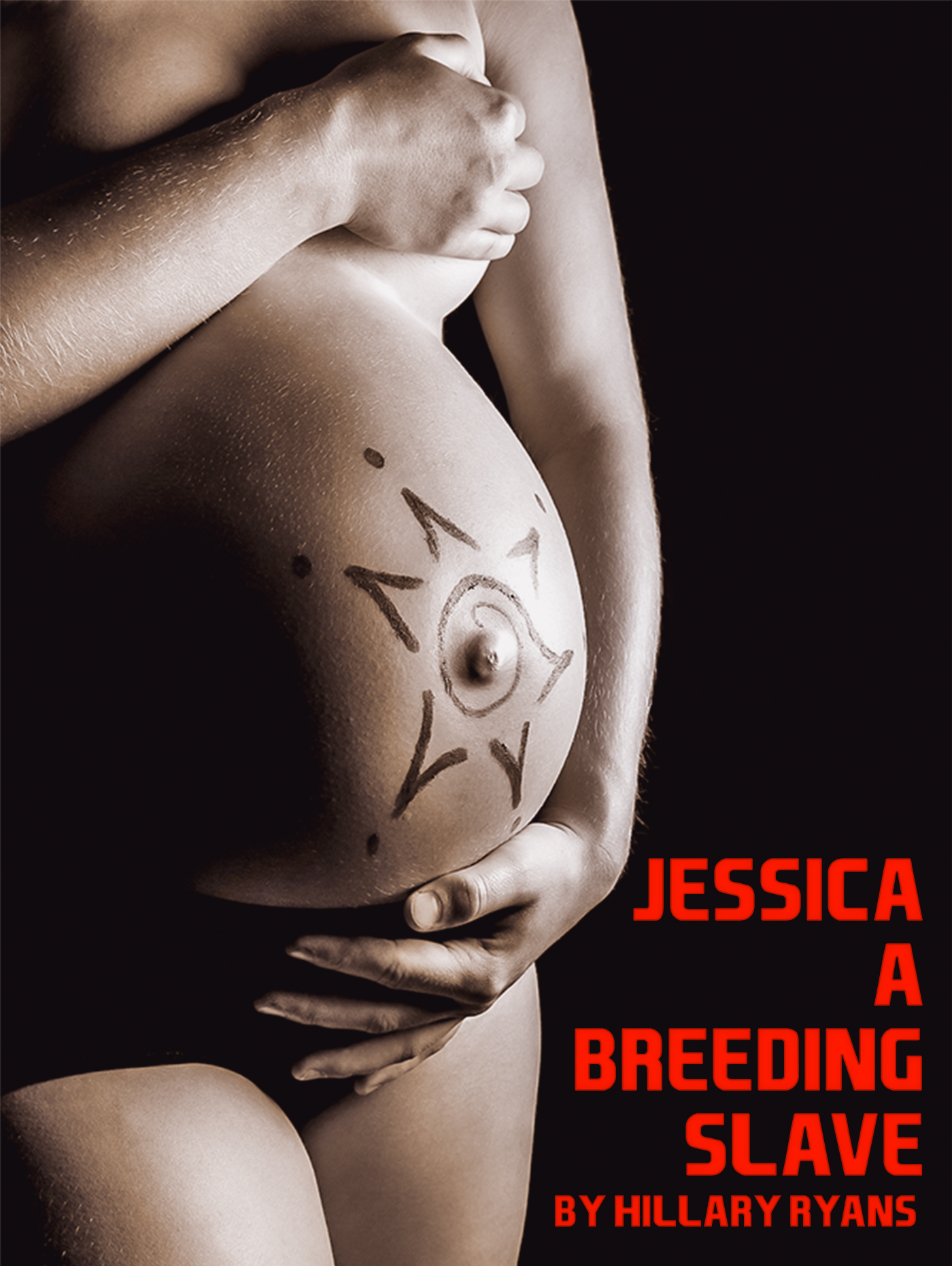 Jessica - A Breeding Slave  (Alien Breeding Erotica)