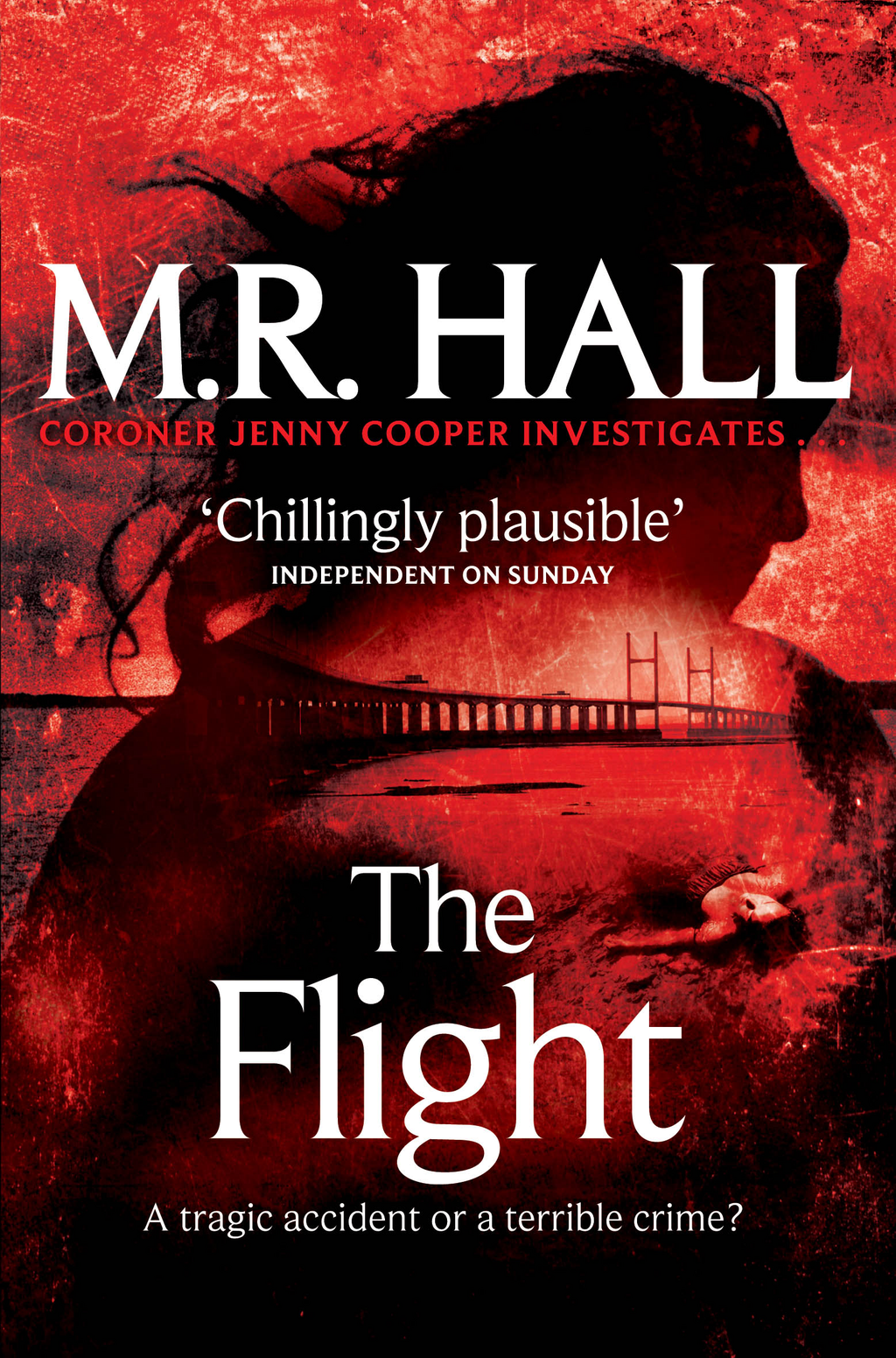 The Flight Coroner Jenny Cooper mystery -book 4