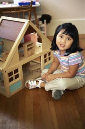 Building a Dollhouse For Beginners