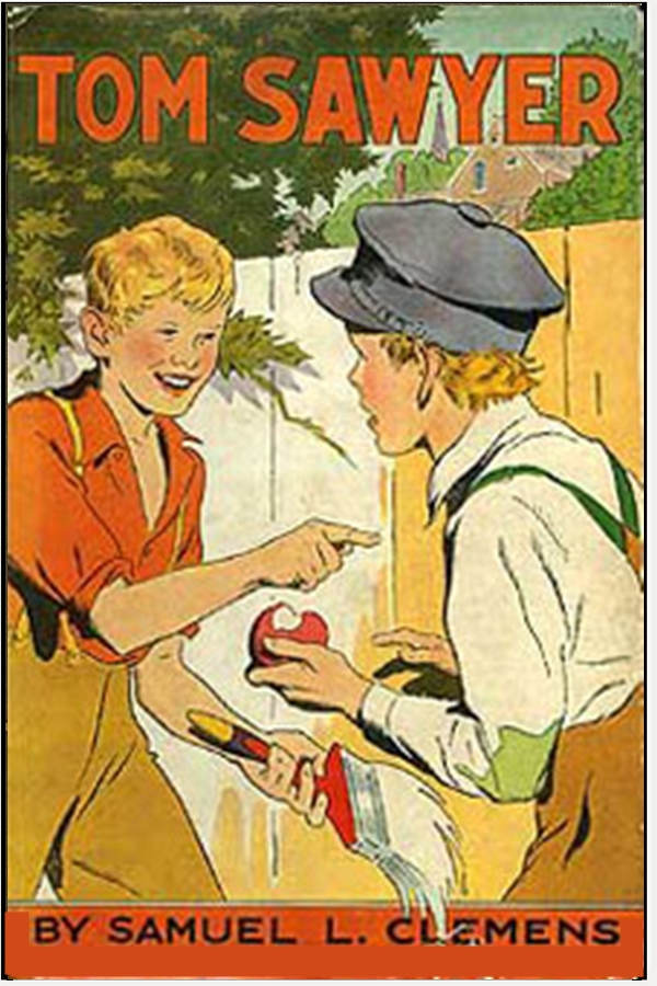 The Adventures of Tom Sawyer By: Mark Twain