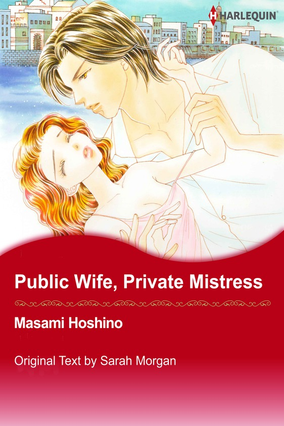 Sarah Morgan  Masami Hoshino - Public Wife, Private Mistress