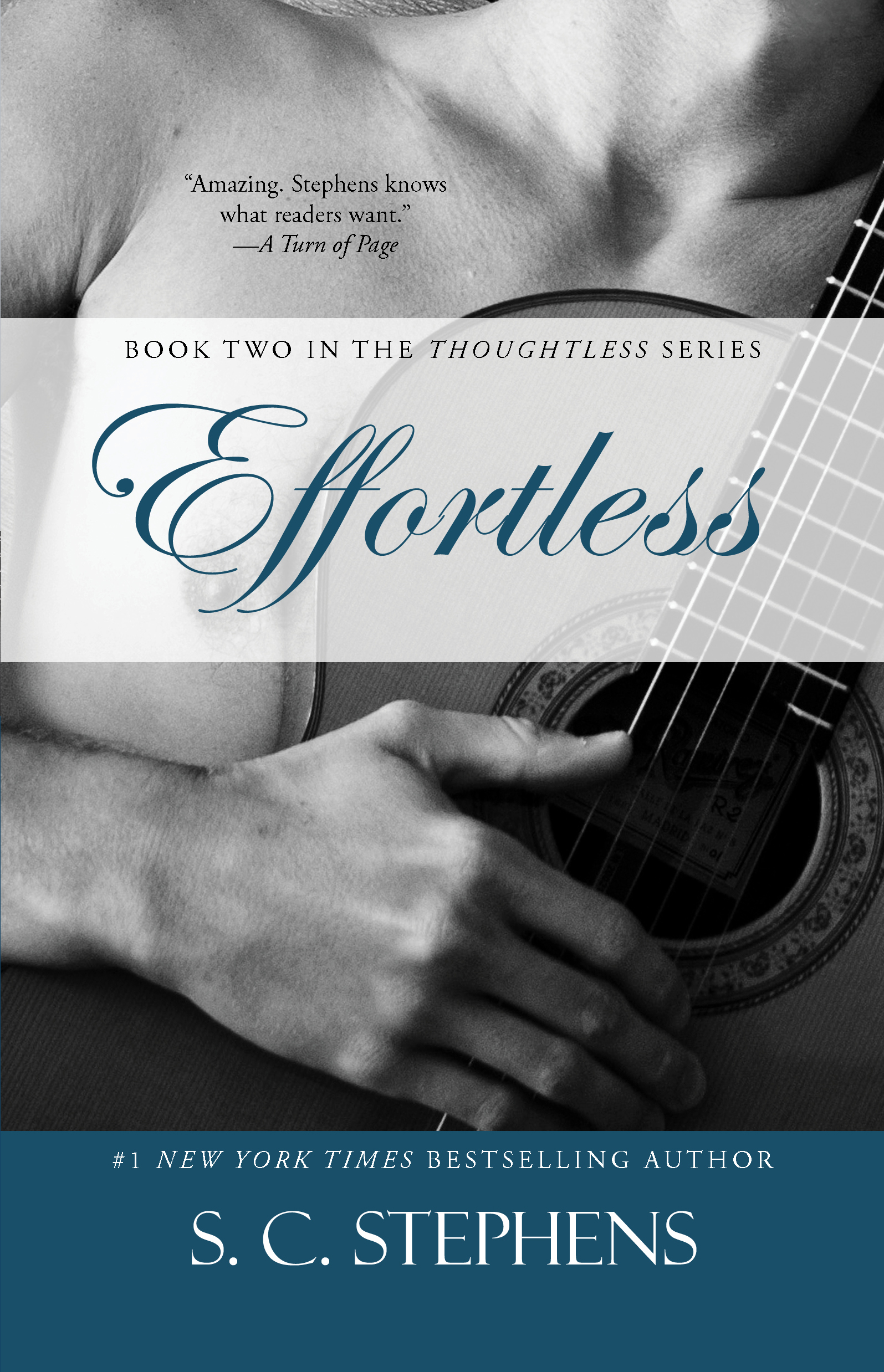 Effortless By: S.C. Stephens