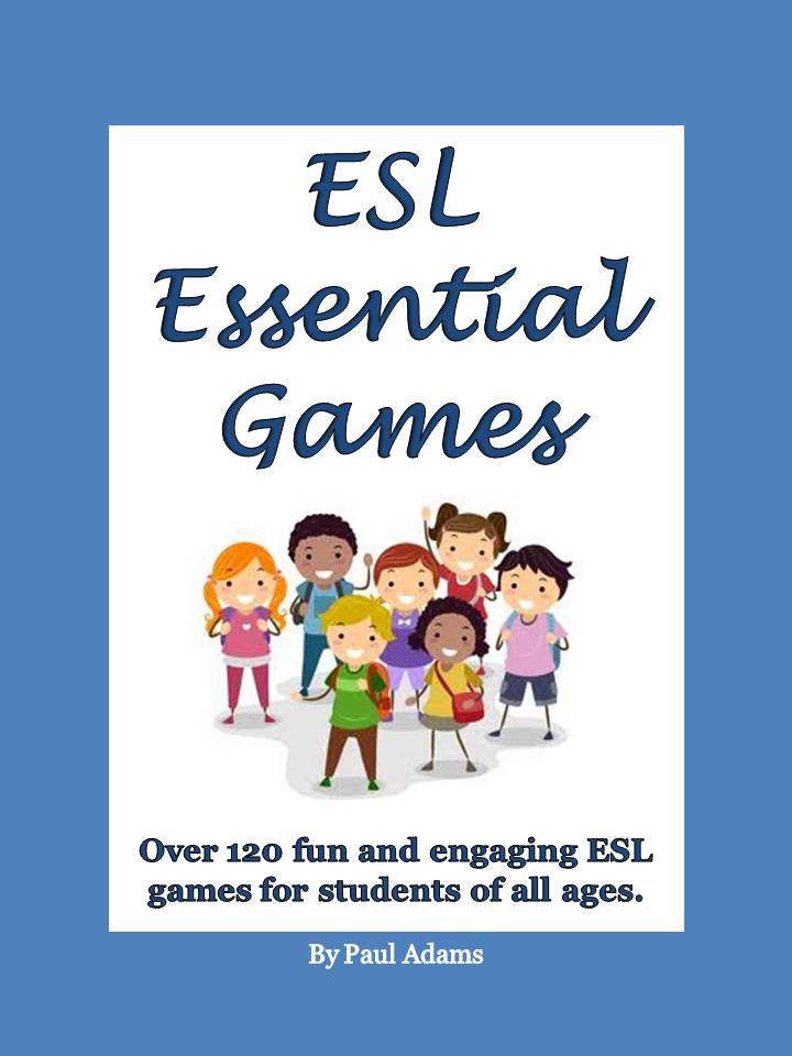 Paul Adams - ESL Essential Games