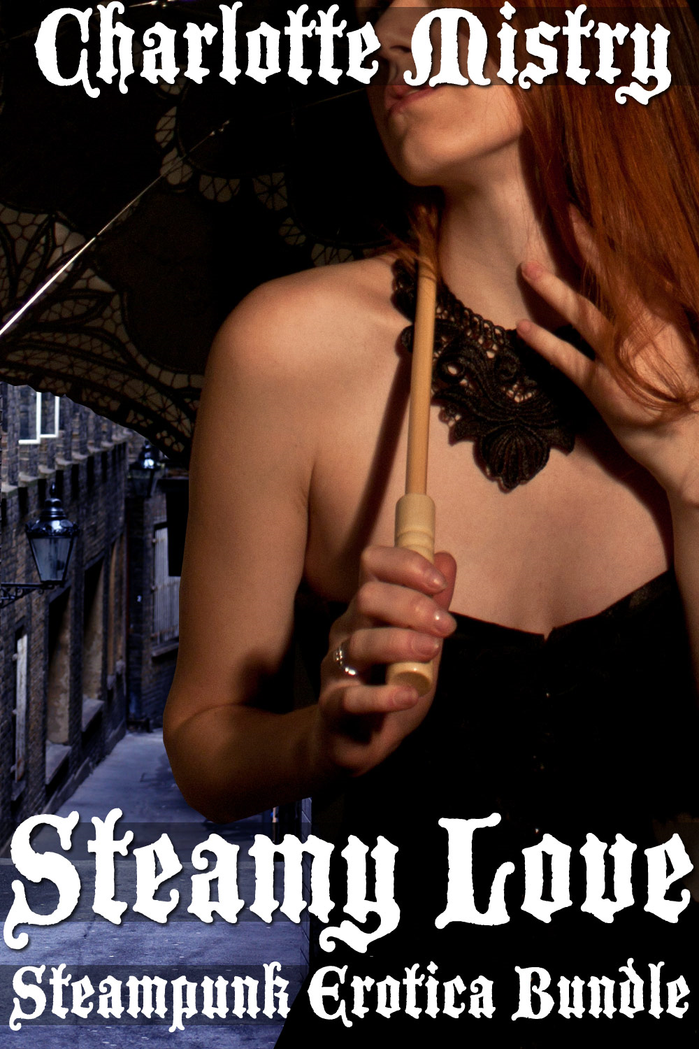 Steamy Love (Steampunk Erotica Bundle)