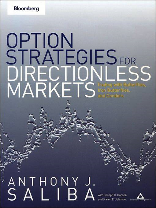 Option Strategies for Directionless Markets