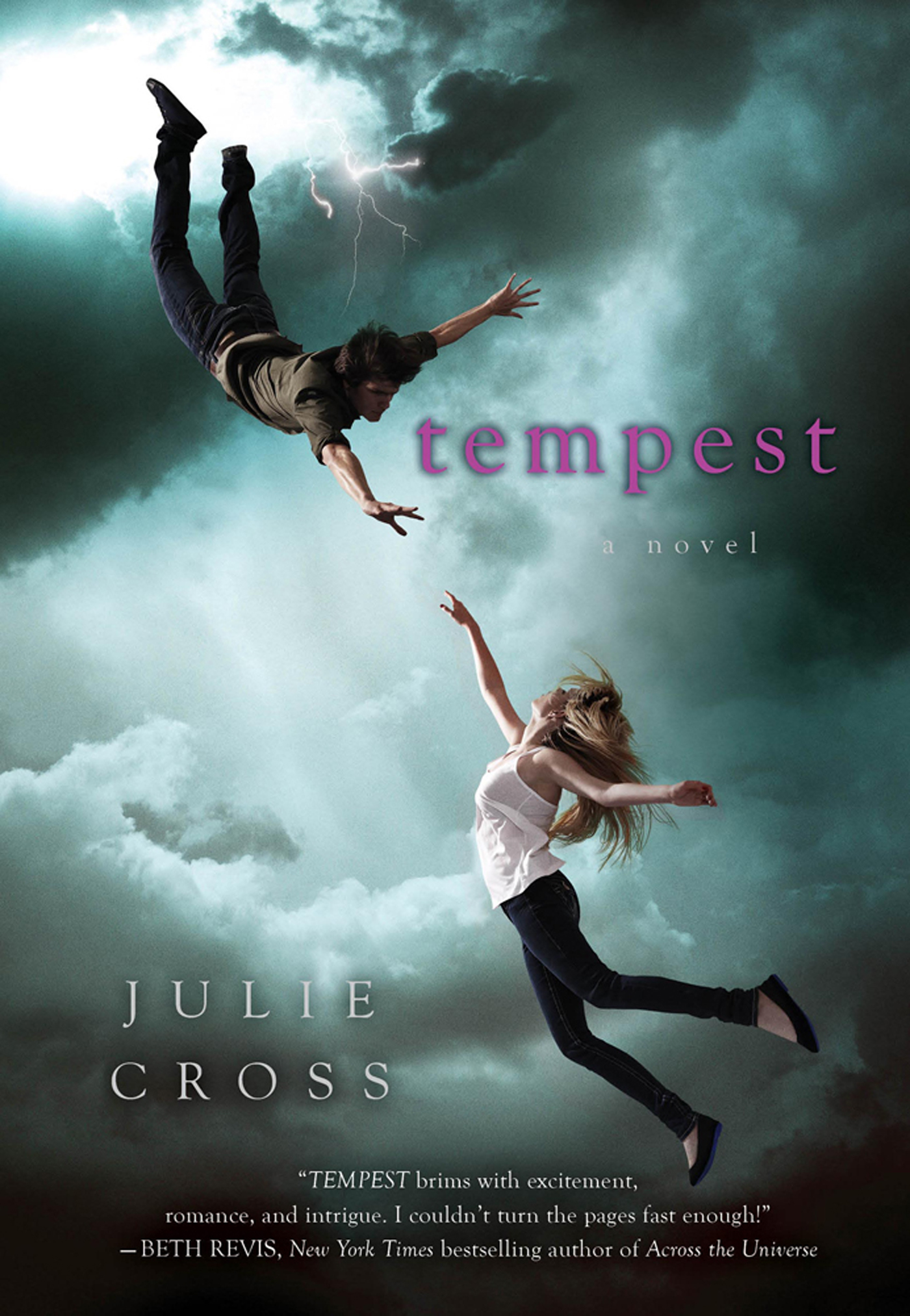 Tempest By: Julie Cross