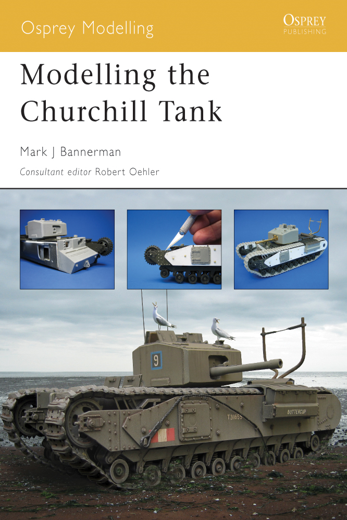 Modelling the Churchill Tank