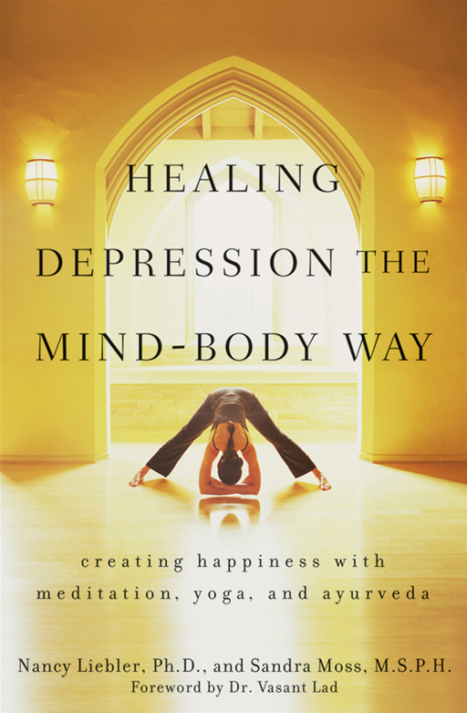 Healing Depression the Mind-Body Way By: Nancy Liebler,Sandra Moss