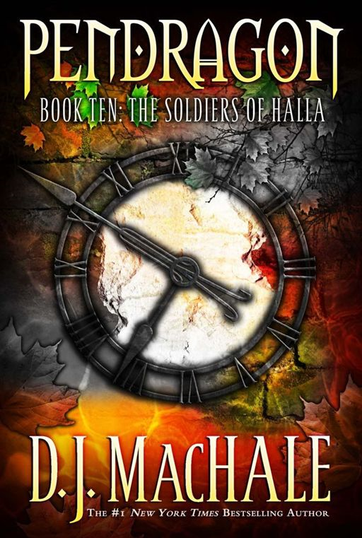 The Soldiers of Halla By: D.J. MacHale
