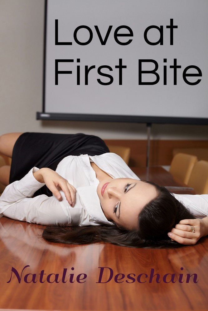Love at First Bite (Billionaire Lesbian Vampire Erotica)